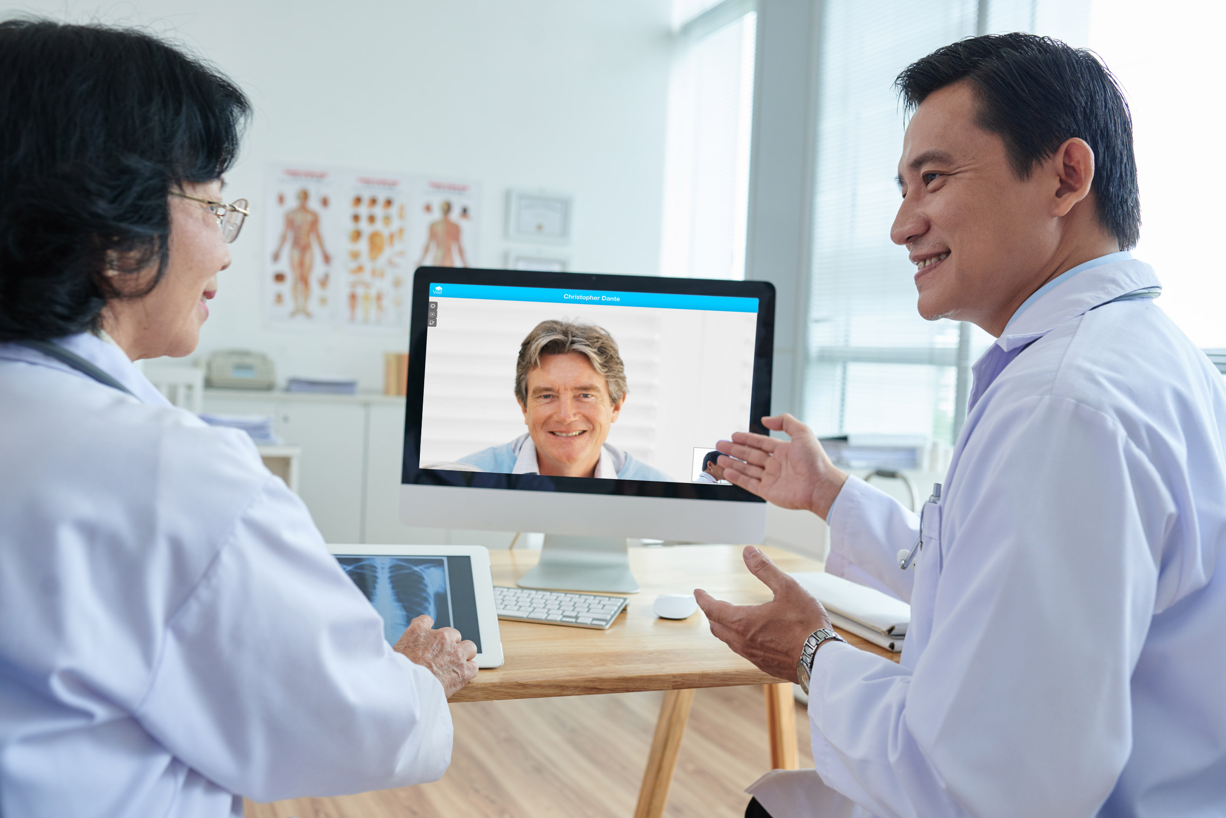 CloudVisit Telehealth - online doctor video appointments